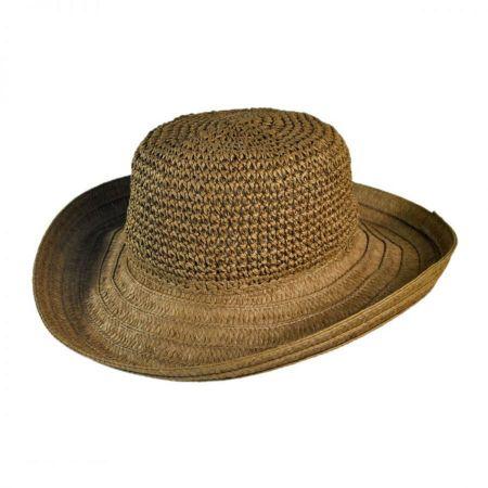 Pantropic Trekker Toyo Straw Sun Hat