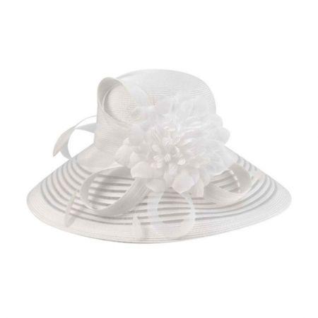Lanna Straw Lampshade Hat