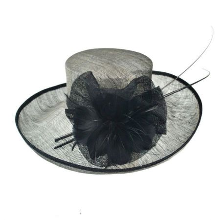 Plaza Suite Yorkshire Boater Hat