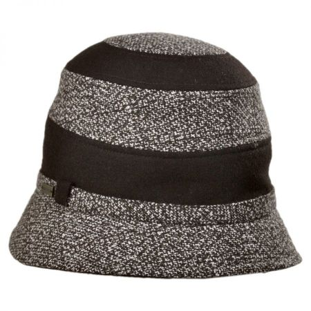Betmar Dolores Wool Blend Cloche Hat