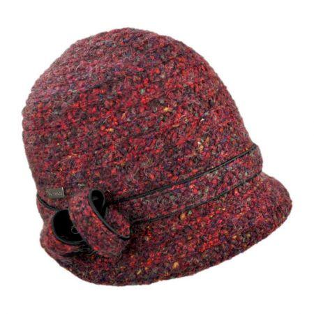 Ella Wool Blend Cloche Hat alternate view 1