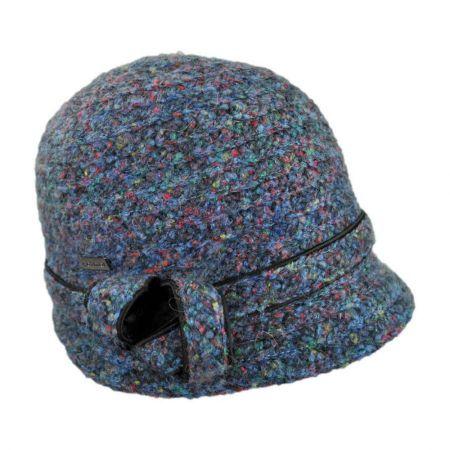 Betmar Ella Wool Blend Cloche Hat