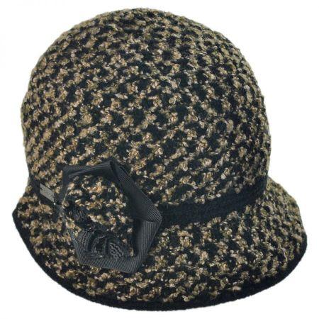 Betmar Willow Cloche Hat