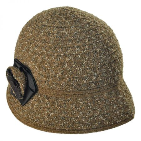 Betmar Willow Cloche Hat