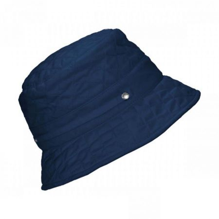Quilted Nylon Rain Bucket Hat alternate view 2