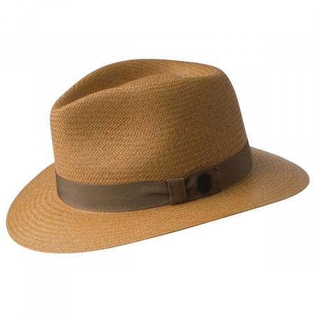 Brooks Panama Fedora Hat alternate view 25