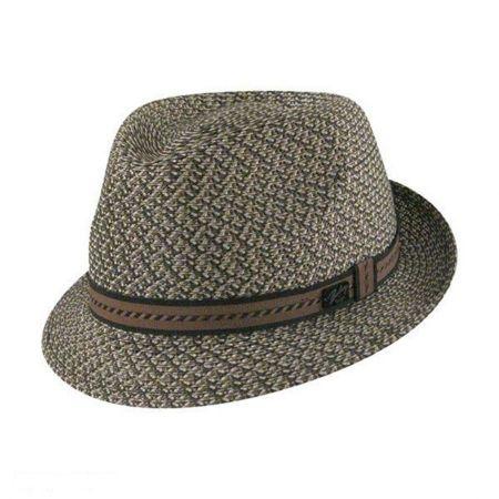 Mannes Poly Braid Fedora Hat alternate view 80