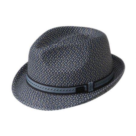 Navy Fedora at Village Hat Shop 9c75906de82