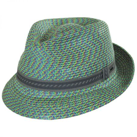 Mannes Poly Braid Fedora Hat alternate view 67