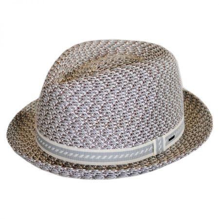 Mannes Poly Braid Fedora Hat alternate view 70