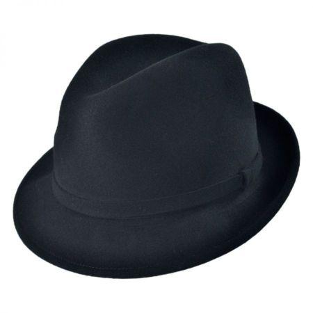 Charlie Wool LiteFelt Fedora Hat alternate view 7