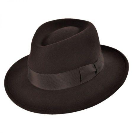 Robin Wool LiteFelt Fedora Hat alternate view 13