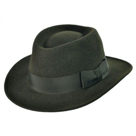 Robin Wool LiteFelt Fedora Hat alternate view 29