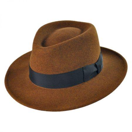 Robin Wool LiteFelt Fedora Hat alternate view 6