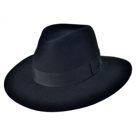 Pantropic Taylor Crushable Fedora Hat