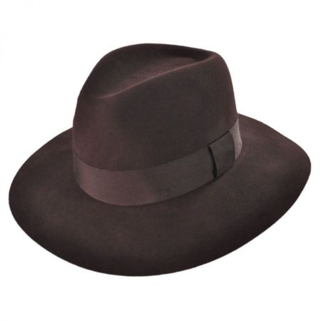 Taylor Wool LiteFelt Fedora Hat alternate view 5
