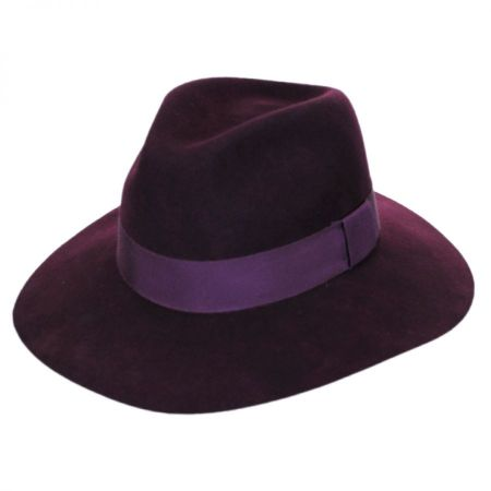 Taylor Wool LiteFelt Fedora Hat alternate view 14