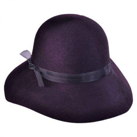 Sybil Wool LiteFelt Floppy Hat 4772d6ebab0