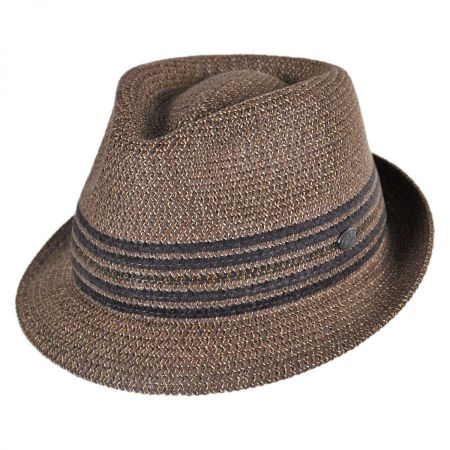 Bailey Vito Crushable Fedora Hat