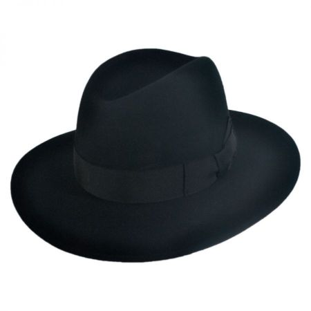 Hiram Wool Felt Fedora Hat alternate view 1