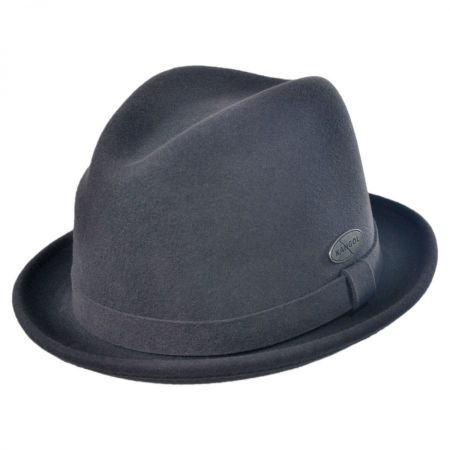 Small Brim Fedora at Village Hat Shop cb76ddfa8ce6