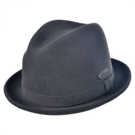 Wool LiteFelt Player Fedora Hat alternate view 25