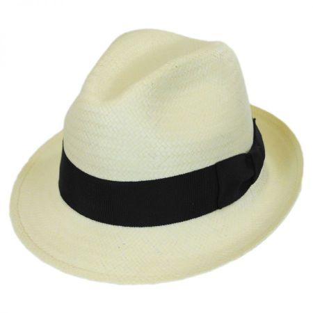 Lando Toyo LiteStraw Fedora Hat alternate view 6