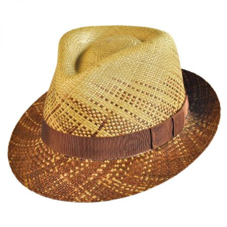 Bailey Winnick Panama Fedora Hat