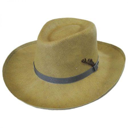 Bailey Fernley Shantung LiteStraw Fedora Hat