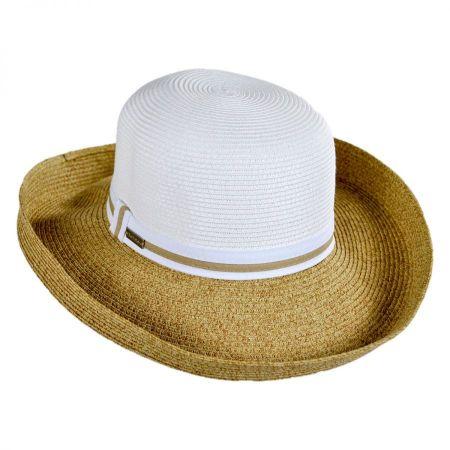 Betmar Perla Toyo Straw Sun Hat