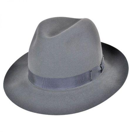 Bailey Draper III Fur Felt Fedora Hat