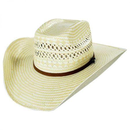Bailey Fields Toyo Straw Western Hat