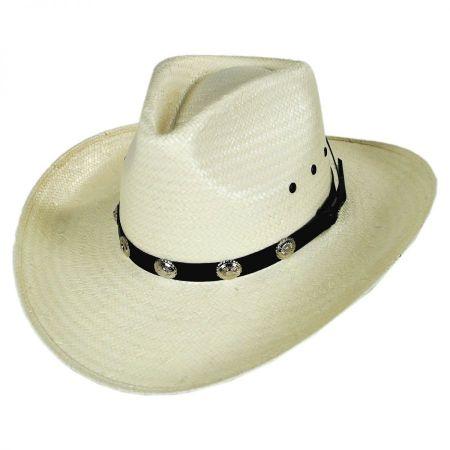 Kent Toyo Straw Western Hat alternate view 5