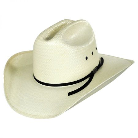 Eddy Bros Kids' Alamo Jr Toyo Straw Western Hat