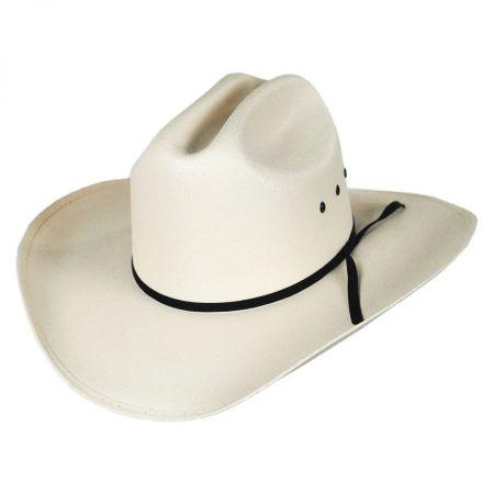 Eddy Bros Kids' Austin Jr Cotton Western Hat