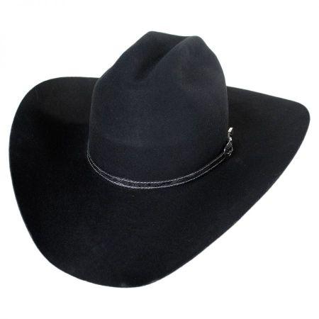 Roderick Wool Felt Western Hat alternate view 9