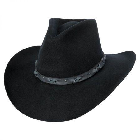 Navarro Wool Felt Western Hat alternate view 17