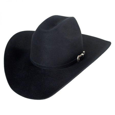 Trigger Wool Felt Western Hat