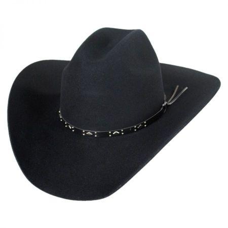 Bailey Dynamite Wool Felt Western Hat