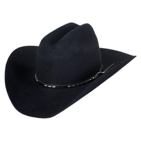 Bailey Alamo Wool Felt Western Hat