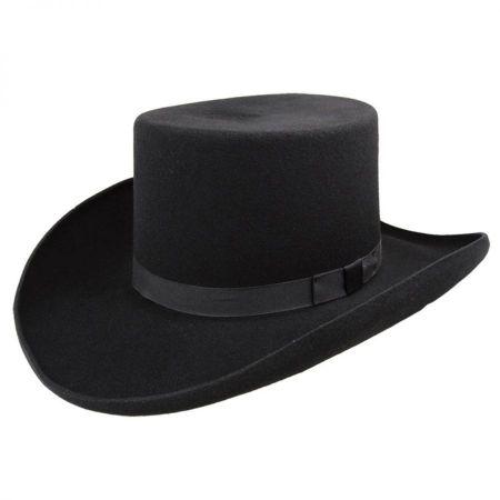 Dillinger Wool Felt Western Hat alternate view 2