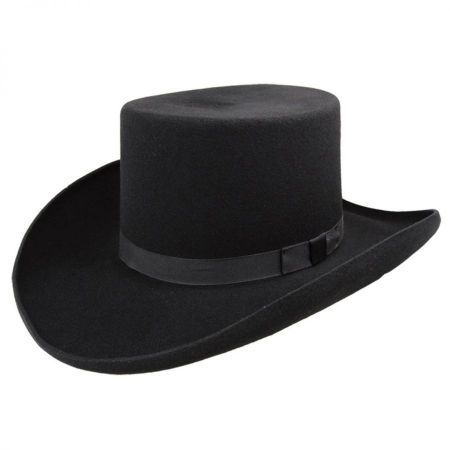 Dillinger Wool Felt Western Hat alternate view 3
