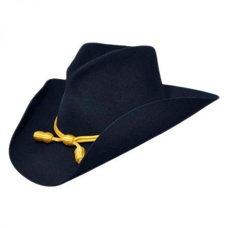 Cavalry II Wool Felt Western Hat alternate view 26