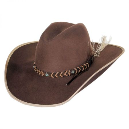 Renegade Westbrook Western Hat