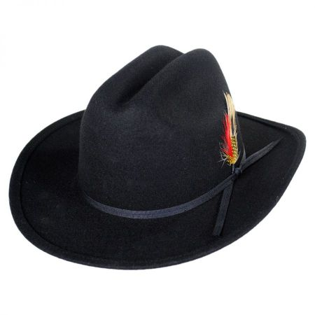 Kids' Bronco Jr Wool Felt Western Hat