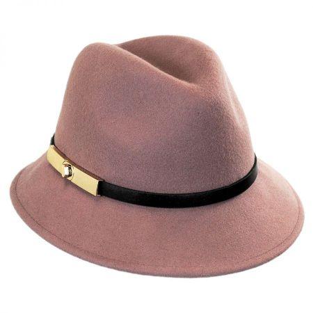 Betmar Darcy Fedora Hat