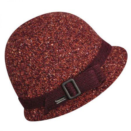 Betmar Maya Knit Cloche Hat