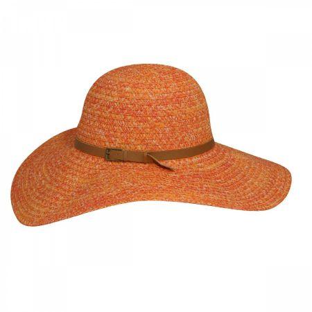 Betmar Ramona Braided Straw Swinger Hat