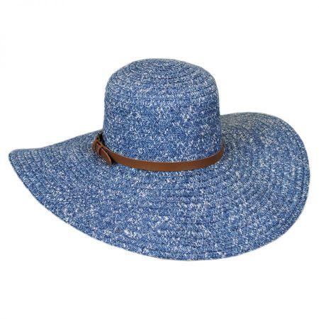 Ramona Braided Straw Swinger Hat alternate view 2