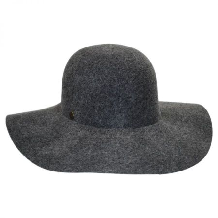 Raw Edge Wool Felt Floppy Sun Hat alternate view 21